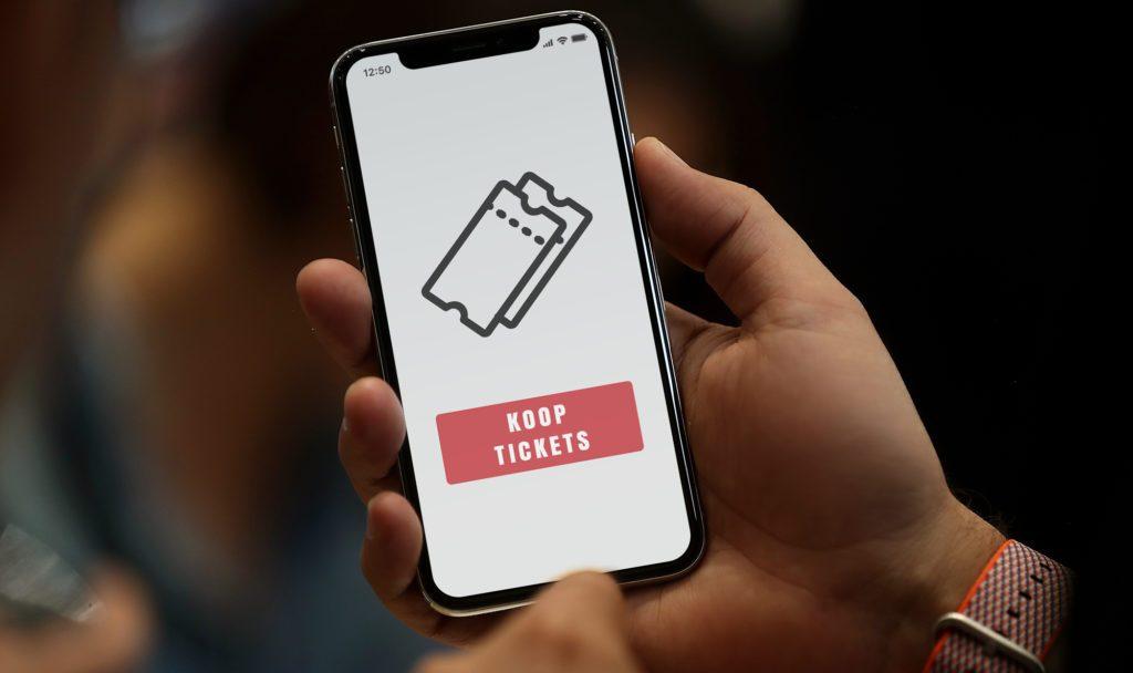 Meer tickets op je event