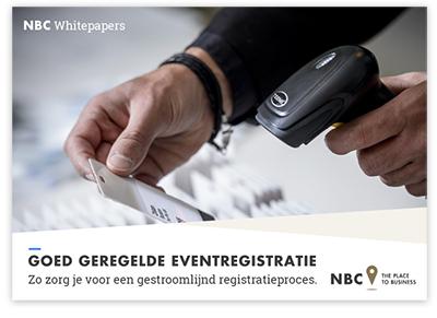 Whitepaper event registratie