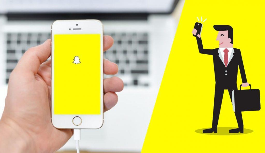 Snapchat voor je event