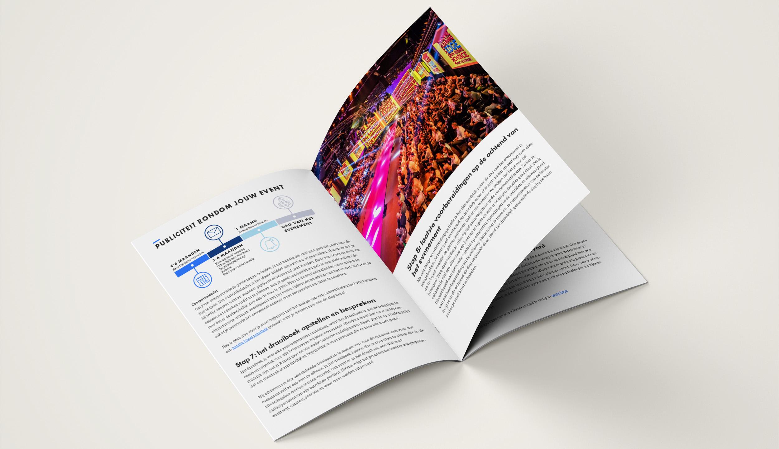 Download het stappenplan voor eventorganisatoren