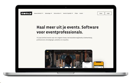 Event tool - Momice